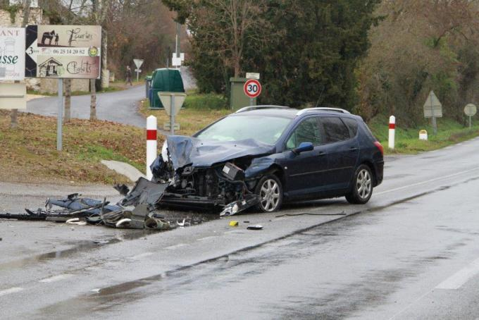 Autogriff, accident, e-constat